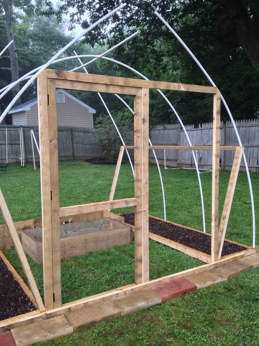 Unbelievable $50 DIY Greenhouse | Grow Weed Easy