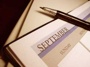 A calendar can help growers stay aware of important timelines