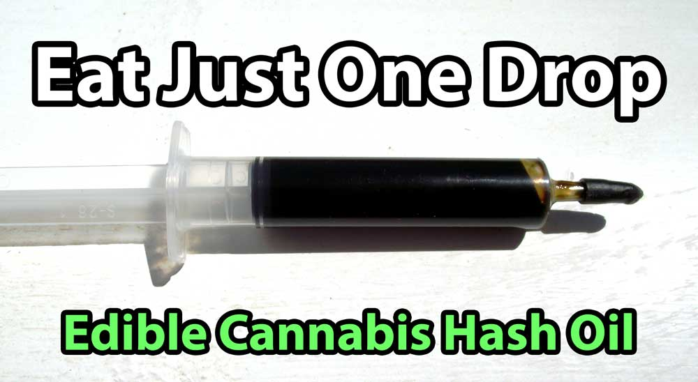HOW TO MAKE CANNABIS HASH OIL – YourCannaLife