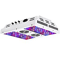 Get a ViparSpectra 450W (Dimmable, Pro Series) LED grow light on Amazon.com!