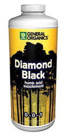 Diamond Black by General Organics