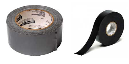 "Use duct tape or electrical tape as a ""cast"" for broken stems. They will heal back together as long as everything is held in place, just like a broken bone!"