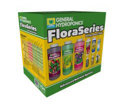 General Hydropnics Flora trio and performance pack - includes everything!