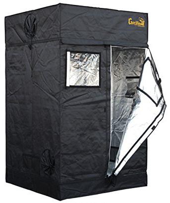 A 4'x4' Gorilla grow tent!