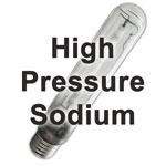 HPS (High Pressure Sodium) grow light for cannabis