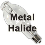Metal Halide grow light for cannabis