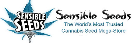 Sensible seeds (NOT Original Sensible Seeds) is an online cannabis seed store with a huge selection, and which ships everywhere in the world