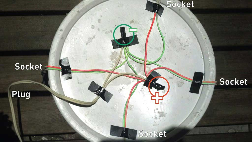 wiring recessed lights in parallel diagram images lights parallel lights parallel wiring wire them in parallel