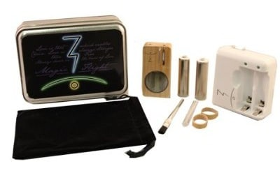 Get the Magic Flight Launch box vaporizer on Amazon