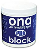 Odor Neutralizers like Ona Pro products cover up the smell of a marijuana garden