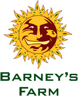 Barney's Farm cannabis seeds logo