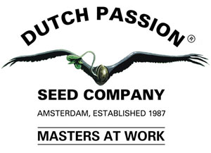 Dutch Passion cannabis seeds logo