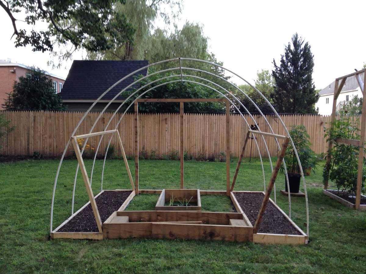 Diy Portable Greenhouse : Unbelievable diy greenhouse grow weed easy