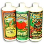 Fox Farms nutrient trio is a good nutrient system for growing cannabis