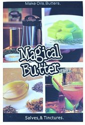 Buy a Magical Butter Machine on Amazon.com so you can start making cannabutter at home!