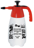 A One-Hand Pressure Sprayer is perfect for misting plants