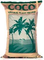 Coco coir for your cannabis grow
