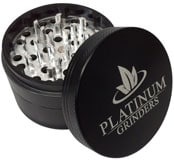 Get this Platinum marijuana grinder on Amazon.com!