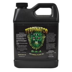 "Get ""Terpinator"" on Amazon.com to increase the number of trichomes on your cannabis buds!"
