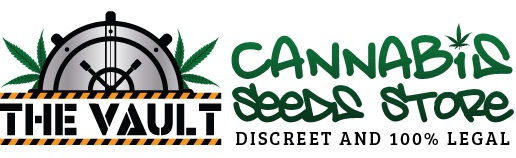 Logo of The Vault: Cannabis Seeds Store